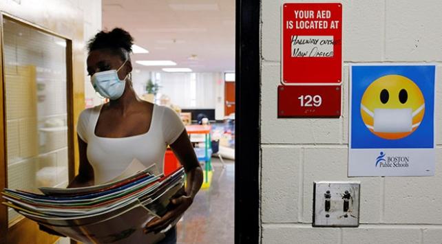 ABDde 922 kişi daha hayatını kaybetti