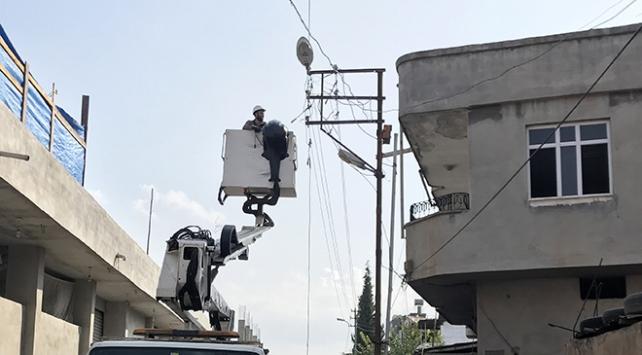 Adanada elektrik akımına kapılan kişi hayatını kaybetti