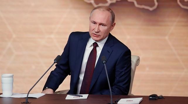 Putin: ABDnin anti-balistik füze anlaşmasından çekilmesi, Rusyayı hipersonik silah geliştirmeye zorladı