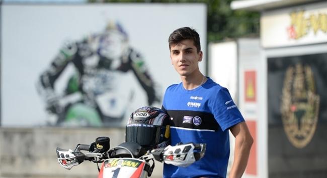 Milli motosikletçi Bahattin Safuoğlu İspanyada 9. oldu