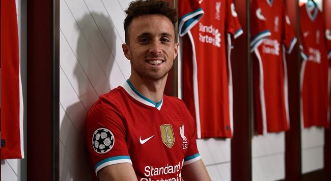 Liverpool Diogo Jotayı transfer etti