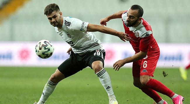 Beşiktaş ile Antalyaspor yenişemedi