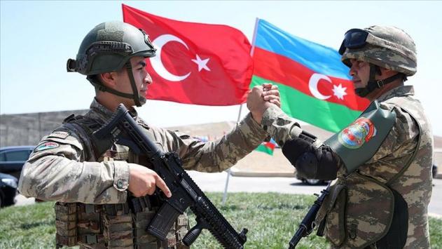 Azerbaycan Cumhurbaşkanı Aliyev: Türkiye ile ortak tatbikatlar Erivanı korkutuyor