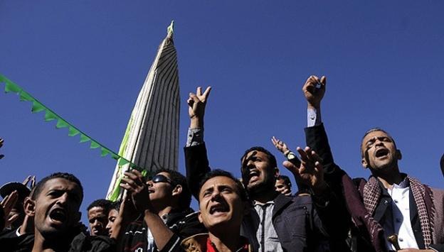 Yemende BAE ve Bahreynin İsrail ile normalleşmesi protesto edildi