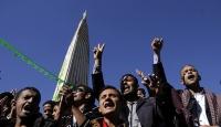Yemen'de BAE ve Bahreyn'in İsrail ile normalleşmesi protesto edildi