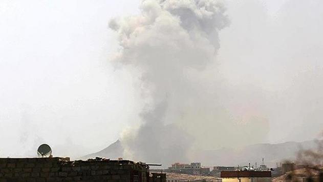 Suudi Arabistanın Cazan kentine roket düştü: 5 yaralı