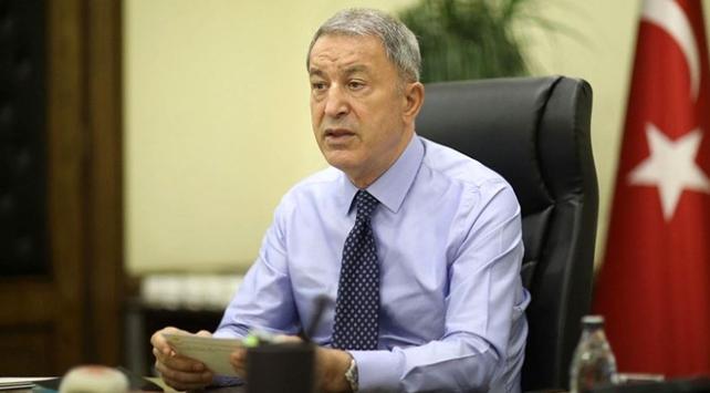 Bakan Akardan Yunan gazetesine tepki