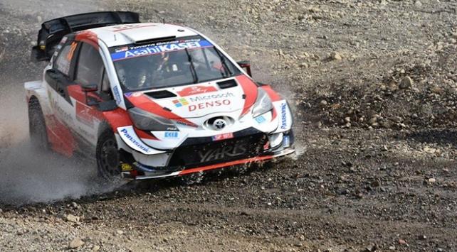 WRCnin 5. yarışı Türkiye Rallisinde kazanan Elfyn Evans