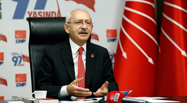 Kılıçdaroğlu: Esnafın yaşaması için Esnaf Bakanlığı kurulmalı