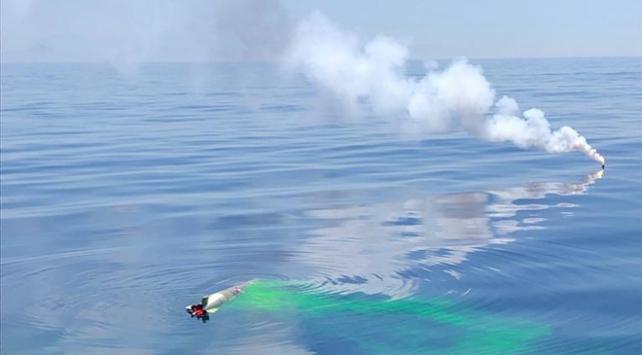MSB: Fiili eğitim torpidosu atışları başarıyla gerçekleştirildi