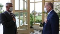 Cumhurbaşkanı Erdoğan, Kosova Cumhurbaşkanı Taçi ile görüştü