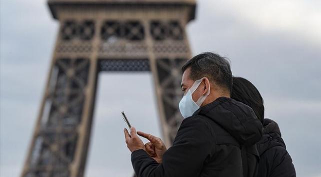 Fransada son 24 saatte 10 bin 569 COVID-19 vakası görüldü