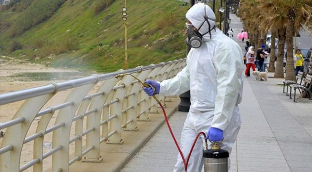 Lübnanda günlük koronavirüs vaka sayısı ilk kez 1000i aştı