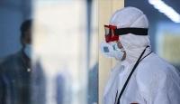 Irak'ta koronavirüsten can kaybı 8 bin 555'e çıktı