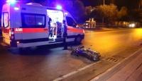 Adana'da iki motosiklet çarpıştı: 1 ağır 3 yaralı
