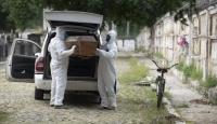 Brezilya, Hindistan ve Meksika'da COVID-19 kaynaklı can kayıpları arttı