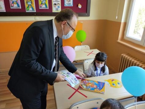 Zonguldakta yeni eğitim-öğretim yılı başladı