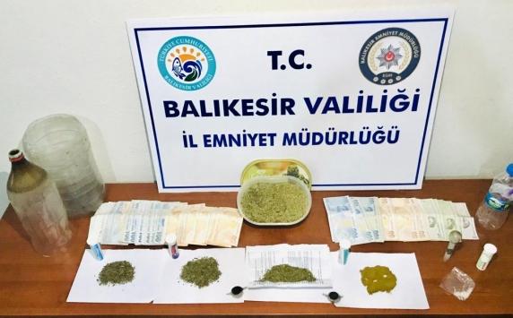 Gönende uyuşturucu şüphelisi tutuklandı