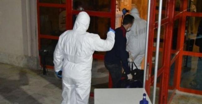 Kırıkkalede karantinayı ihlal eden 2 kişi yurda yerleştirildi