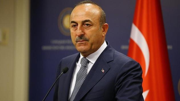 Dışişleri Bakanı Çavuşoğlundan Azerbaycana başsağlığı mesajı