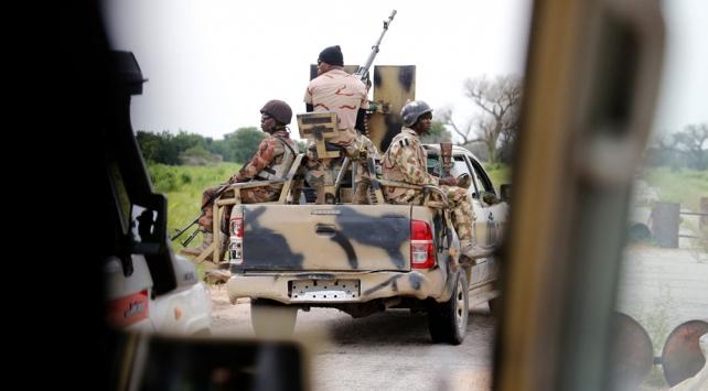 Nijeryada 96 silahlı çete üyesi yakalandı