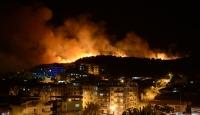 İzmir'de otluk alanda çıkan yangınla ilgili 1 kişi gözaltına alındı