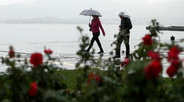 Meteorolojiden İstanbula sağanak uyarısı