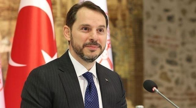 Bakan Albayrak: Ekonomimiz güçlü bir yükseliş mesajı verdi