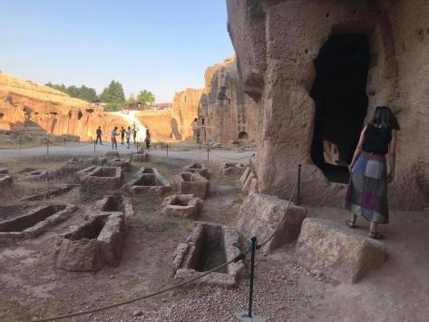 DİKAdan Dara Antik Kentine 4 milyon liralık destek