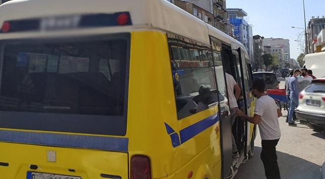 Vanda koronavirüs kurallarına uymayan toplu taşıma araçlarına ceza