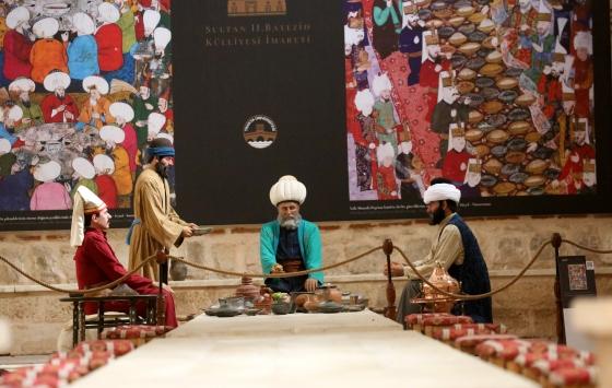 Trakya Üniversitesi İmaret Müzesi Osmanlıdaki dayanışma ve yardımlaşmayı anlatıyor