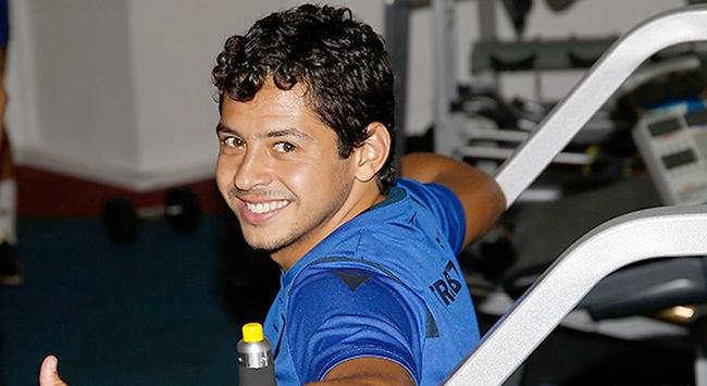 Guilherme Göztepe yolcusu