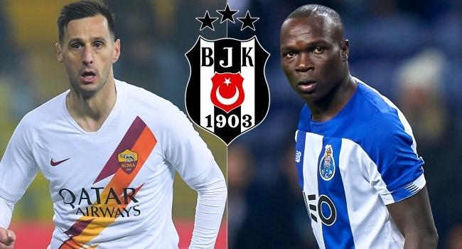 Beşiktaşta gözler Kalinic ve Aboubakarda
