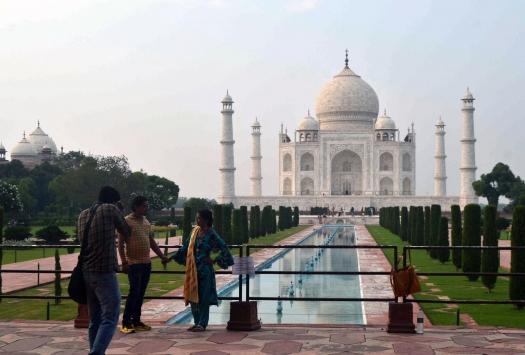Tac Mahal, ziyarete açıldı