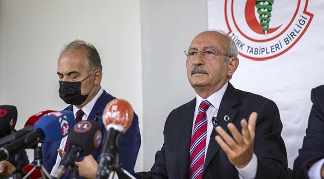 Kılıçdaroğlu: Sağlık çalışanlarına şiddet asla kabul edebileceğimiz bir olay değil