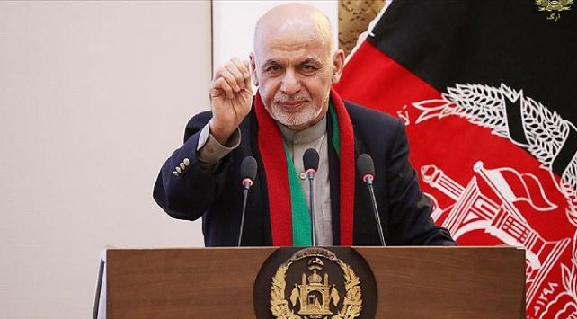 Afganistan Cumhurbaşkanı Gani: Ateşkes önceliğimizdir