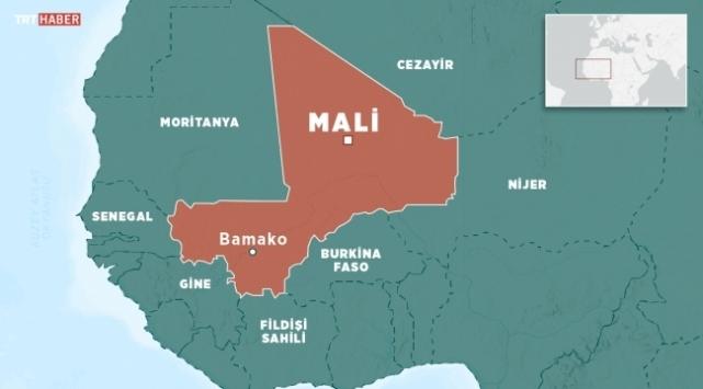 Malinin yeni cumhurbaşkanı; emekli asker Bah NDaw