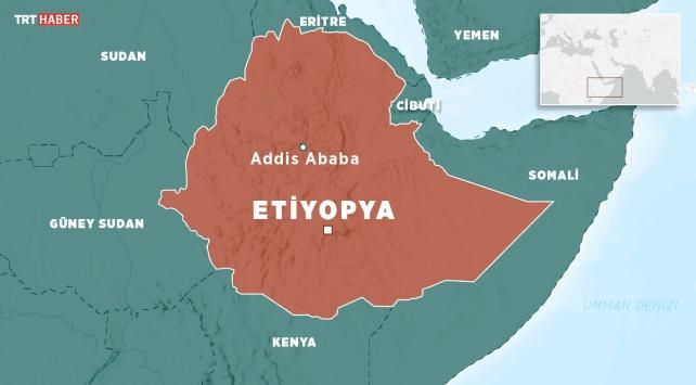 Etiyopya ikinci uydusunu fırlatmaya hazırlanıyor