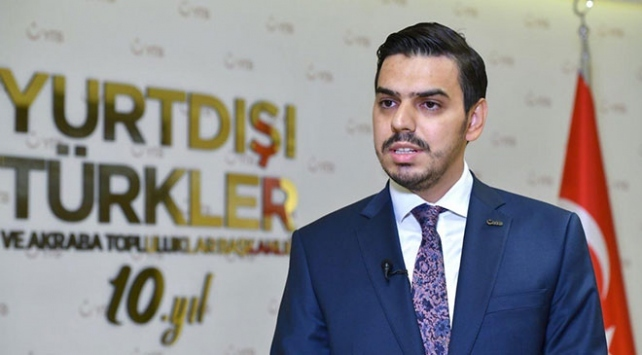 YTB Başkanı Eren: Normal bir kanun değişikliği yurt dışı Türklerde ekstra bir etki bırakıyor