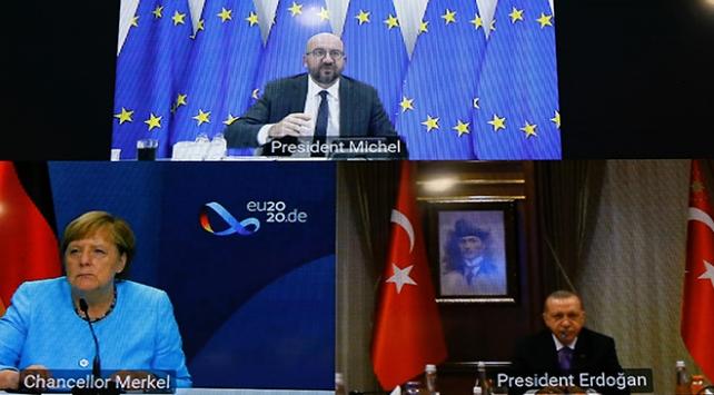 Türkiye-Avrupa Birliği Zirvesi sona erdi