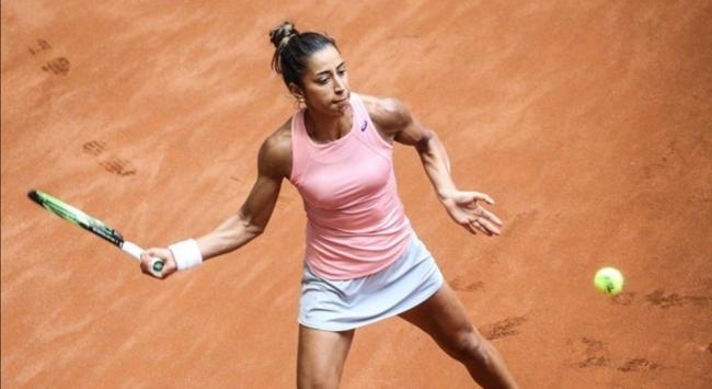 Milli tenisçi Çağla Büyükakçay Fransa Açık elemelerine iyi başladı