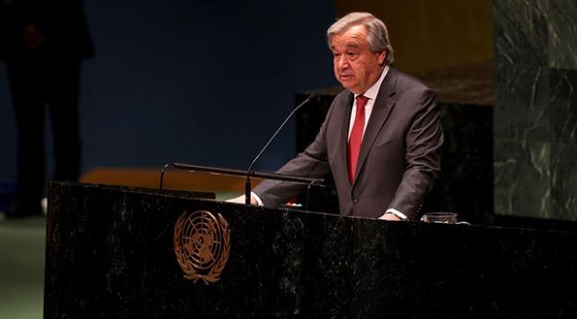 BM Genel Sekreteri Guterresten küresel ateşkes çağrısı