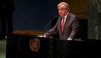 BM Genel Sekreteri Guterres'ten küresel ateşkes çağrısı