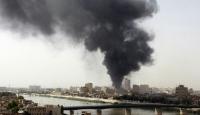 Irak Yine Patlamalarla Sarsıldı