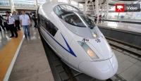 Çin'den Tren Hızına Müdahale...