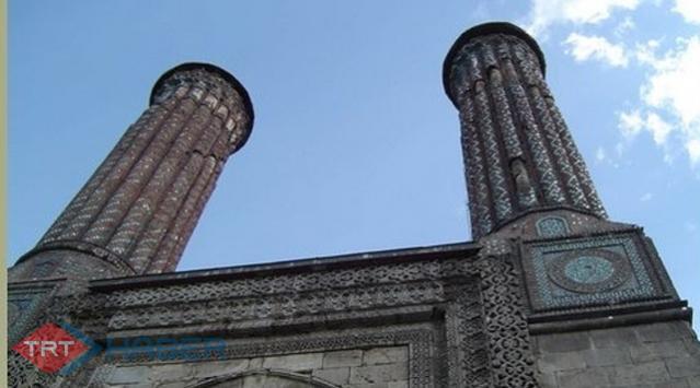 Çifte Minareli Medrese Restore Edilecek