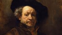 Ressam Rembrant'ın Eskizini Çaldılar