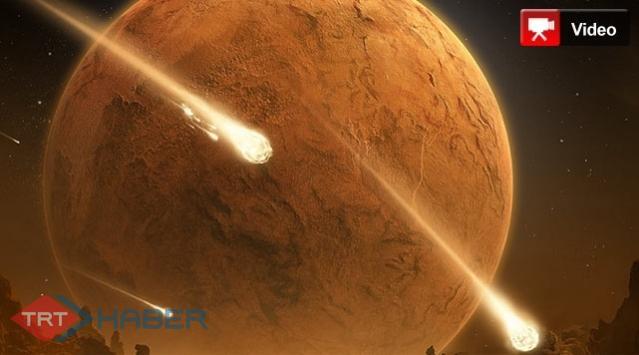 Atmosfere Giren Meteorların Sesleri Kaydedildi