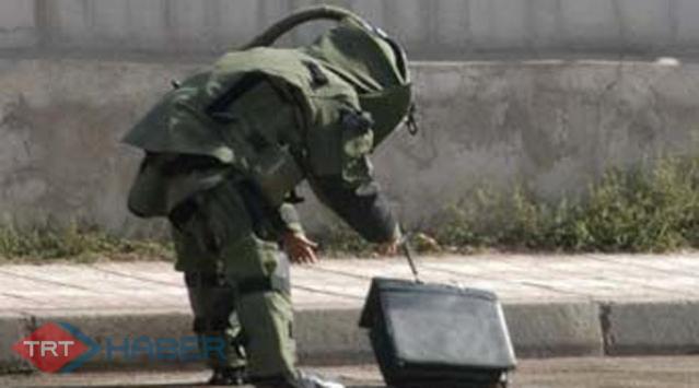 İstanbulda Şüpheli Paketten Bomba Çıktı