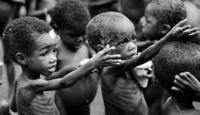 Açlık Son 20 Yıldır Afrika'nın Kaderi Oldu